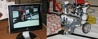 Totally Geeky or Geek Chic? Lego Robotics