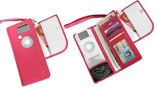 Love It or Leave It? iPod Nano Clutch