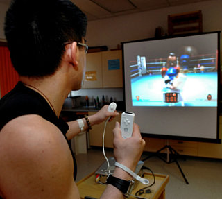 Hospital Starts Using Wii For Rehabilitation