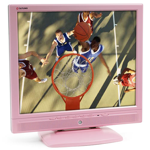 Tech News Roundup - Pink Is In For LCD Monitor And TV