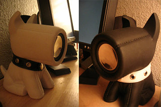 Totally Geeky or Geek Chic? Novelty Speakers