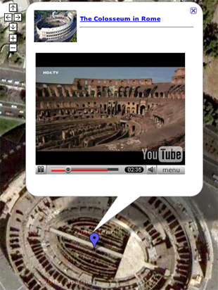 New Seven Wonders Of The World Google/YouTube Mashup