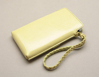 AB Sutton's Luxurious Leather iPhone Case
