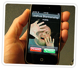 Creating A Fun Smooshtastic iPhone Contact Pic