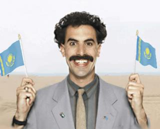 Tech News Roundup - Borat's Internets: £2,497 Per Month