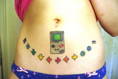 Would You Ever Get A Gamer Tattoo?