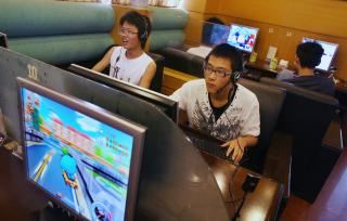 China Opens Summer Camp For Internet Addicts