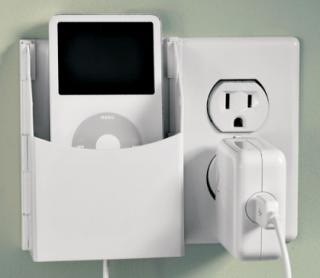 The Socket Pocket Charging Station