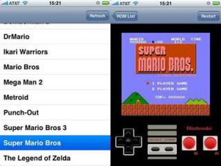 Who The, What The: Super Mario On The iPhone?!