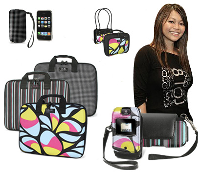 Project Runway's Chloe Dao Creates Gadget Case Line