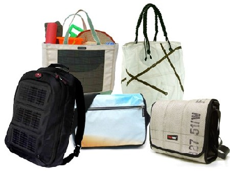 Tech News Roundup - Top Five Eco Book Bags