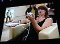 Milla Jovovich Plays The Least Amusing Wii Game