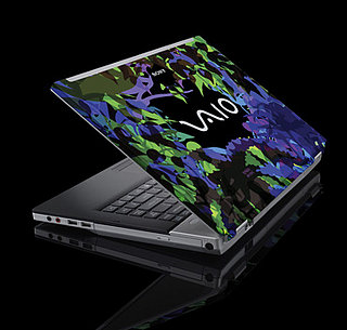 VAIO Graphic Splash Maya Hayuk Edition Notebooks