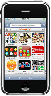 Get Free iPhone Games With Knibble