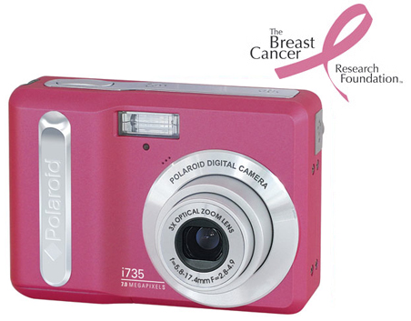 Comment to Win a Pink Polaroid Digital Camera!