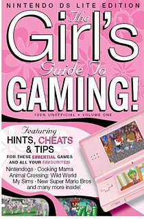 The Girls Guide To Gaming Handbook