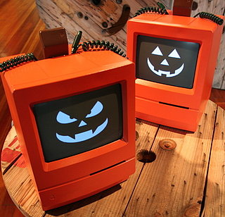 Daily Tech - Macs Get Pumpkin Makeovers