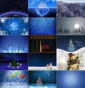 Download of the Day: Christmas Wallpaper Pack