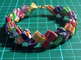 Yummy Link: Starburst Wrapper Bracelet, Shoes & More!