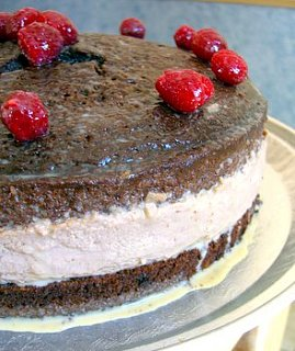 Yummy Links: Chocolate Tres Leches Cake