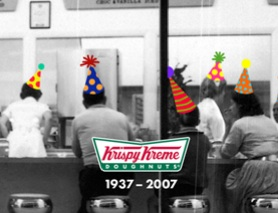 Free Doughnuts For Those Born on July 13th