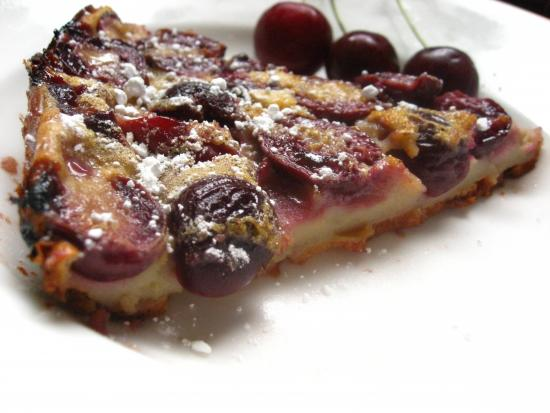 52 Weeks of Baking: Cherry Clafouti