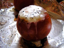 Yummy Link: Stuffed Tomato Nests