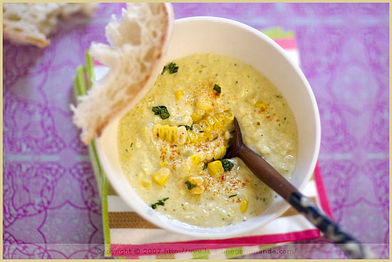 Yummy Link: A Real Corn Soup
