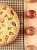 Yummy Link: Plum Cornmeal Cake