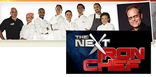 "Will You Watch ""The Next Iron Chef""?"