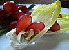 Yummy Link: Endives With Blue Cheese, Grapes and Walnuts