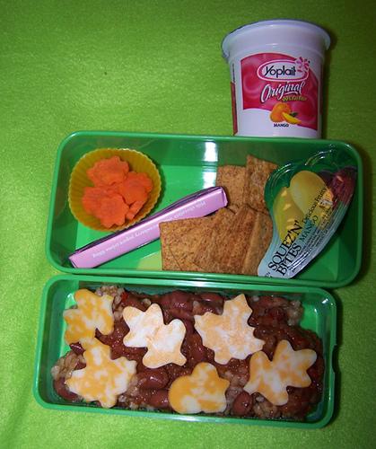 Bento of the Week: Fall Leaves
