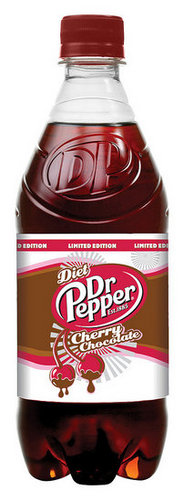 Dr. Pepper Announces a New Chocolate Cherry Diet Dr. Pepper Flavor
