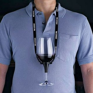Wine Glass Holder Necklace: Love It or Hate It?