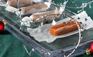 Yummy Link: Honey and Sea Salt Caramels