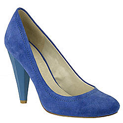 nine west fab pump
