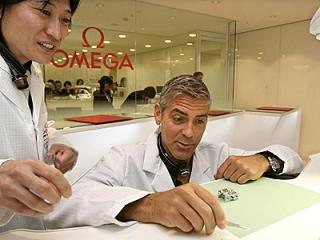 Clooney Explores A New Career: Celebrity Watchmaker