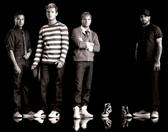 "Song Of the Day: Backstreet Boys ""Inconsolable"""
