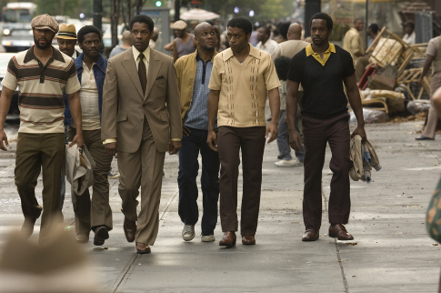 Get a Taste of the American Gangster Soundtrack