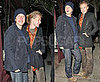 Ellen and Portia Brave the LA Winter