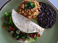 Fast &amp; Easy Dinner: Black Bean Tacos 