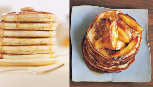 Pancakes Two Ways - Beginner & Expert