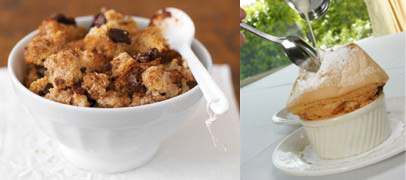 Bread Pudding Two Ways -  Beginner & Expert