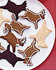 Jazz up Shortbread Cookies With Chocolate