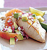 Fast & Easy Dinner: Mahi-Mahi With Blood Orange, Avocado Salsa
