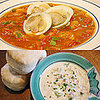 Would You Rather Eat Red or White Clam Chowder?