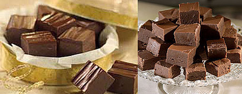 Chocolate Fudge Two Ways — Beginner and Expert