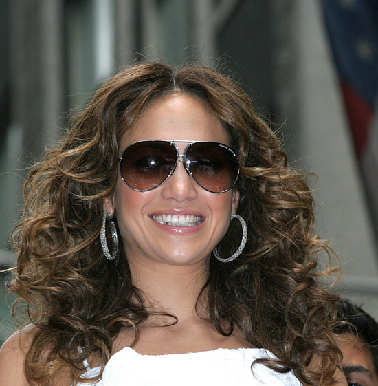 Jennifer Lopez at the Pr Parade