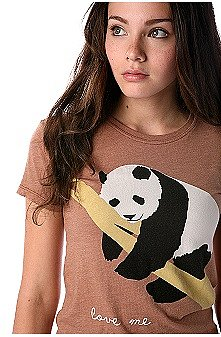 UrbanOutfitters.com  - Panda Tee