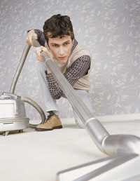 Pet Peeves: The Monster Inside the Vacuum Cleaner...